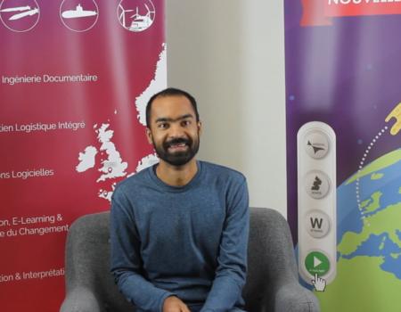 Anand, développeur chez Studec depuis 5 ans.